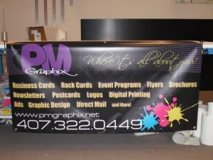 Vinyl Banners Affordable For Every Budget