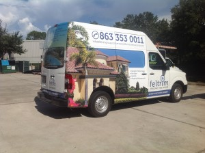 Vehicle Wraps – A Rolling Billboard