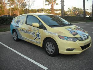 Care for your vehicle wrap
