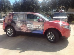 Car wraps for your business vehicle