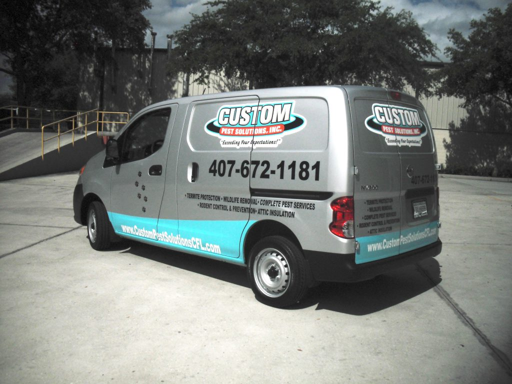 Increase Your Reach with Fleet Wraps